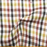 100pct 면 Yarn-Dyed 의복 직물