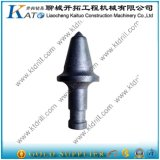22mm runde Schaft-Bit-Rigolen-Zähne Bc62