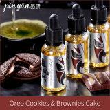 Жидкость сигареты флейвора печений Oreo электронная/слышит, что OEM ветра Sing/E жидкостный обслуживает сок e