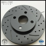 Disque de rotor de frein avant 40206-6z900 pour les pièces de rechange de véhicule de Nissans