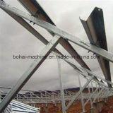 機械を形作るBohai Zの母屋ロール