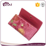 Fani 꽃에 의하여 인쇄되는 공상 소녀 지갑, Handmade 고품질 공상 지갑