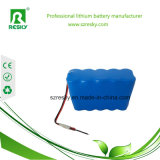Li-ion 7.4V 8800mAh het Pak van de Batterij voor Draagbare Medische Hulpmiddelen