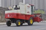 De Machines van de landbouw Gebruikte Rijst Maaidorser