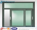 Окно поставкы изготовления Кита алюминиевое сползая с умеренной ценой