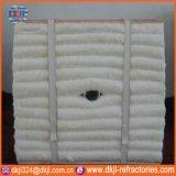 1260 Módulo de fibra cerámica de aislamiento térmico refractario