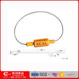 Kabel-Dichtungs-Anwendungs-LKW, Schlussteil, Behälter mit Stahldraht