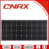 Панель солнечных батарей высокой эффективности 155W клетки ранга Mono с Ce IEC TUV