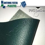 Couro resistente frio do PVC do Split para a bagagem com bom dobrando a resistência