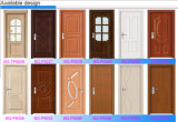 Portas de madeira laminadas PVC do MDF BG-P9058