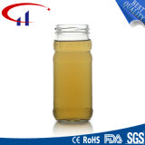 frasco sem chumbo do mel do vidro de cal da soda 250ml (CHJ8097)
