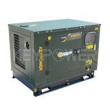 Generatore diesel silenzioso 7kw Genset diesel con il motore della Perkins