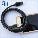 Prix de gros 2016 de Higi pour le câble de chargeur de caractéristiques de l'iPhone 5, câble véritable pour l'iPhone