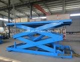 Levage hydraulique de véhicule de stationnement de ciseaux (SJG)