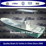 BestYear Sw19 Barco de pesca de modelo novo Panga