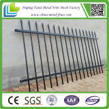 High Quality Black Wrought Iron Fence of Sale