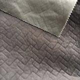 tessuto della pelle scamosciata impresso 100%Polyester per il sofà (R062)
