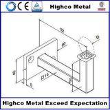 Bride de support de mur pour la balustrade et la balustrade d'acier inoxydable