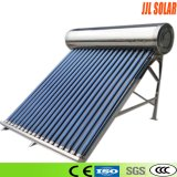 Alto riscaldatore di acqua solare fatto pressione su dell'acciaio inossidabile con il serbatoio di acqua solare