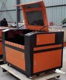 Engraver di legno di alta precisione del laser di vetro da vendere (flc9060)