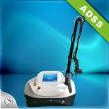 Laser fracionário da câmara de ar do metal de ADSS RF para o rejuvenescimento da pele