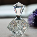 Оптовые малые красивейшие роскошные пустые бутылки дух кристаллический стекла 5ml для сбывания