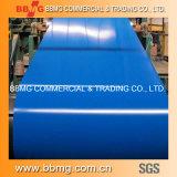 浸る熱いですか冷間圧延された熱い電流を通されるPrepaintedまたはカラー上塗を施してある波形の鋼鉄ASTM PPGI屋根ふきの金属板の建築材料30-275G/M2