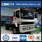 Nuevos carro del alimentador de Qingling Vc46 4X2/pista del motor/del alimentador/carro de remolque