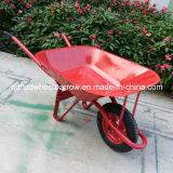 強く熱い販売法の耐久の構築の手押し車(Wb6201)