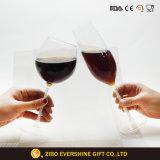 Glace de vin bon marché de noce de restaurant de promotion