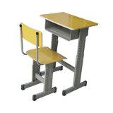 Escritorio y silla baratos chinos de la escuela para exportar