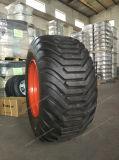 El neumático agrícola 600/55-26.5 del instrumento de la flotación con el borde 26.5X20.00 de la rueda ensambla