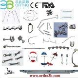 Orthodontische Zubehör-Dynamicdehnungs-Schraube mit CER-FDA-ISO