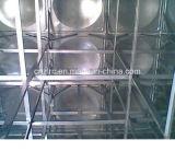 Цистерна с водой нержавеющей стали SUS 304 высокого качества квадратная