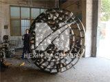 鋼鉄鋳造物の熱処理の炉の据え付け品ベースキャリア