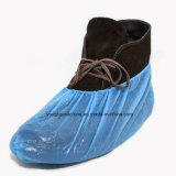 Tampa da sapata do Polythene da faixa elástica que faz a máquina