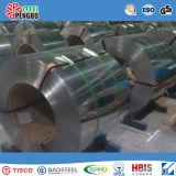 Bobine en acier inoxydable laminé à froid TP304 avec certificat SGS