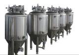 自家製のもの300ガロンのステンレス鋼の円錐発酵槽タンク