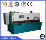 Máquina de cisalhamento de guilhotina CNC, cisalhamento de feixe de vibração hidráulico