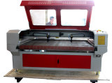 Rhino Popular Fabric Auto Feeding Máquina de corte a laser de rolo R-1610