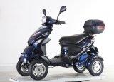"""""""trotinette"""" 350W elétrico com as quatro rodas para deficientes motores"""