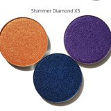 9 de Diamant van de Steen van het Palet van de Oogschaduw van kleuren schittert de Make-up Vastgestelde Es0305 van de Oogschaduw