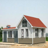 강철 Structure Workshop Prefabricated House 또는 Steel Structure Warehouse/Container House (XGZ-167)