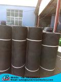 Valeurs industrielles en plastique prenant au filet - usine de la Chine