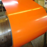 Prepainted電流を通されたコイル(Ral6026)が付いている上塗を施してある表面