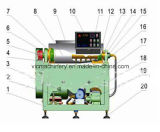 Macchina di filtrazione di Centrifuger del decantatore DL-150