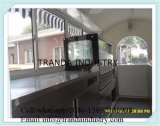 Camions mobiles de restaurant de Susage de type neuf