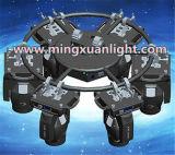 段階のアルミニウムトラス円の移動ヘッド軽い自動回転のトラス