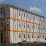 Casa modulare per la soluzione dell'adattamento
