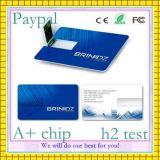 Het Af:drukken van het Embleem van de Gift van de bevordering 1GB aan 64GB de Kaart van het Krediet USB (gc-C016)